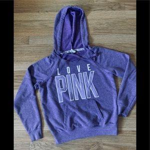 VS PINK Lavender Hoodie